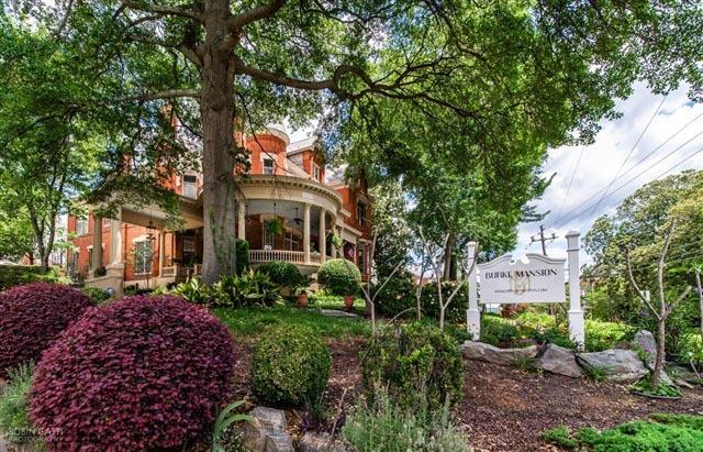 Macon GA Burke Mansion for sale