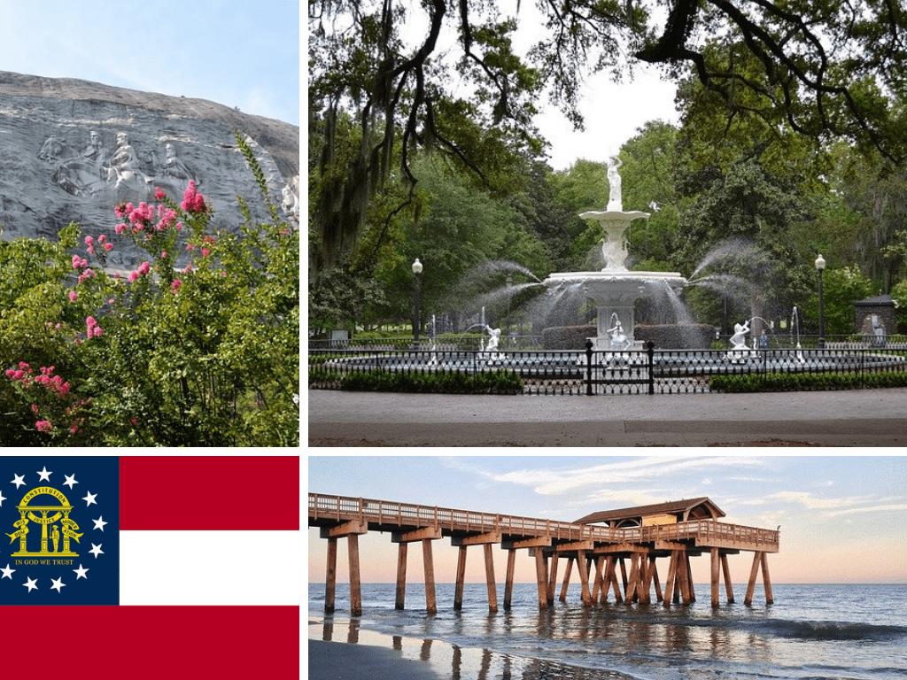 Georgia state tourism