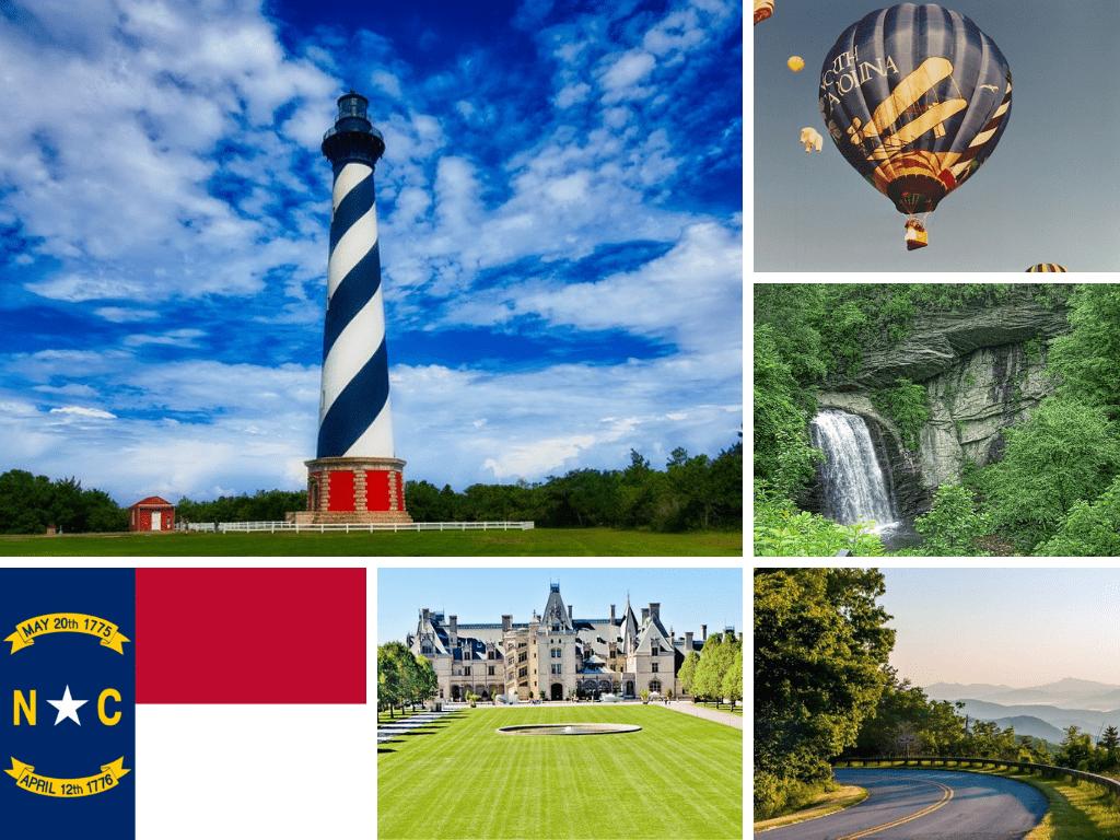 North Carolina state tourism