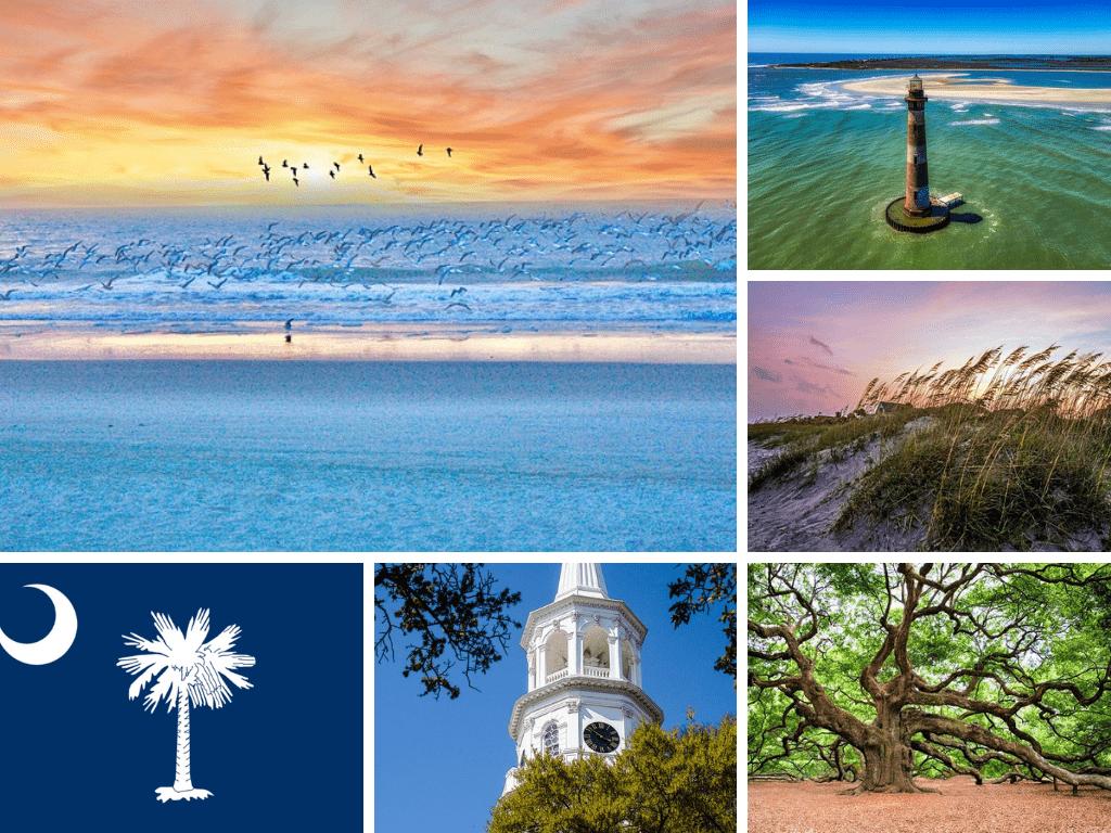 South Carolina state tourism
